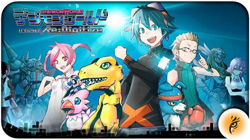 Digimon World Re Digitize English PAtch PSP ISO